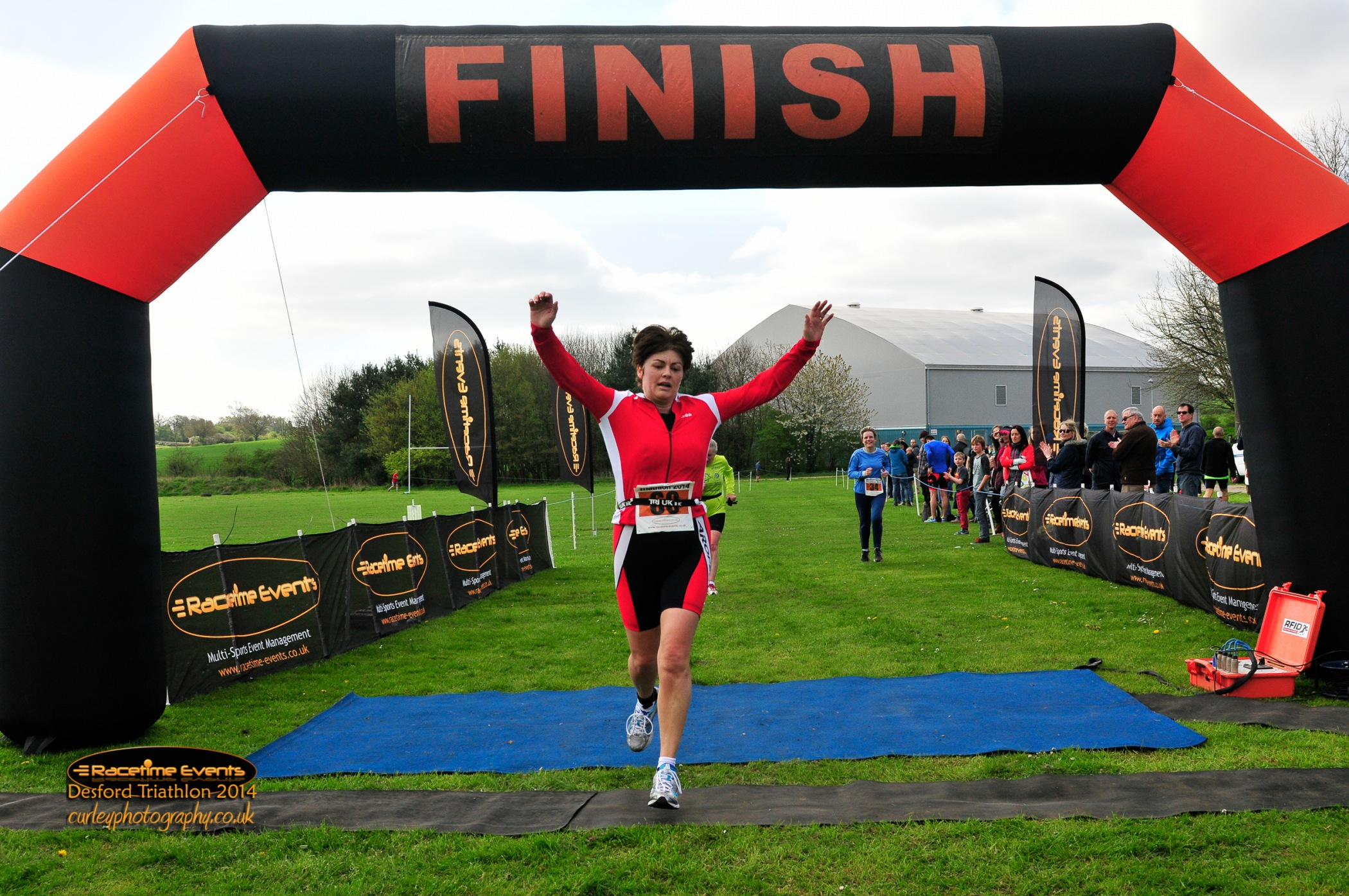 Archway House Market Harborough Triathlon 4th September 2015 Racetime Events